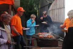 Barbecue/ voetbalavond 9 juni
